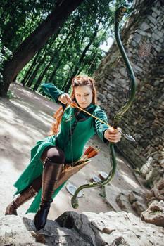 The Hobbit - Tauriel