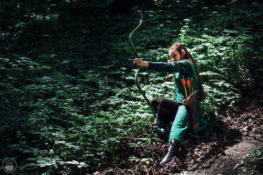The Hobbit - Tauriel by taygakis