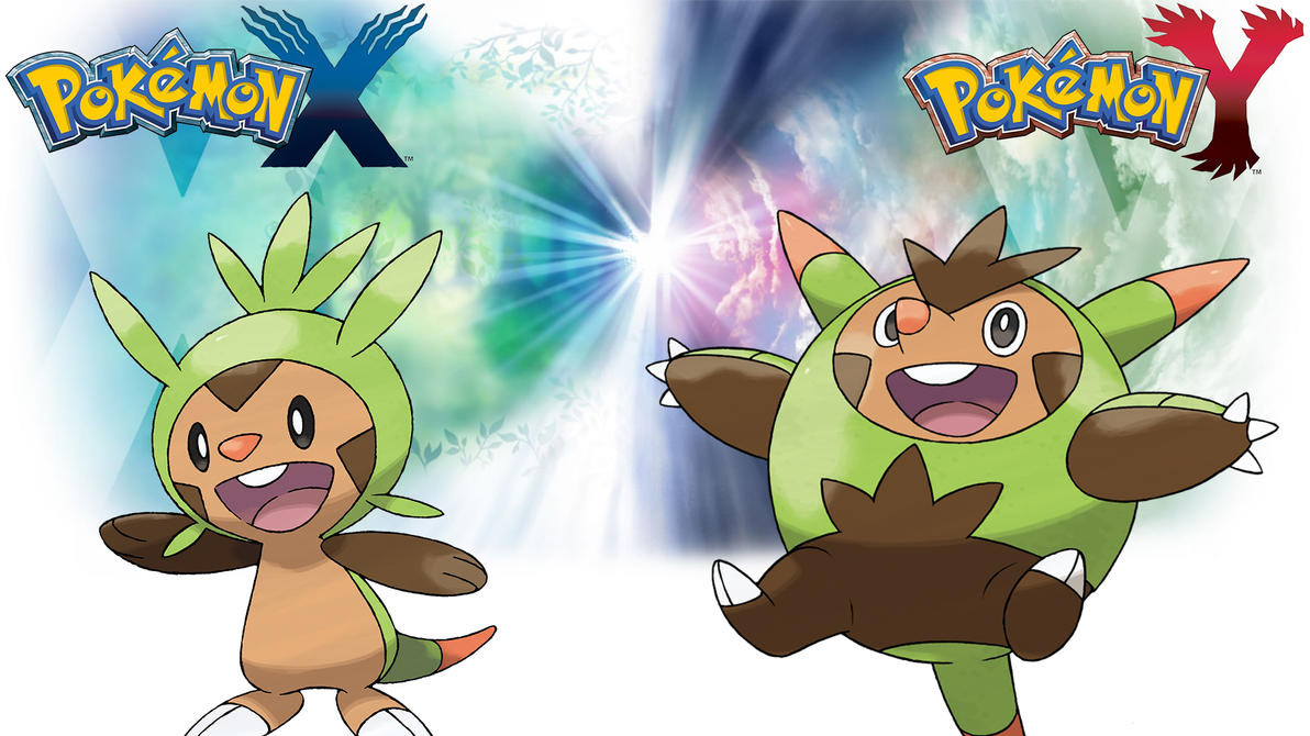 Pokemon x y wallpaper chespin and quilladin by thelimomon on pokemon x y wallpaper chespin and quilladin by thelimomon voltagebd Gallery