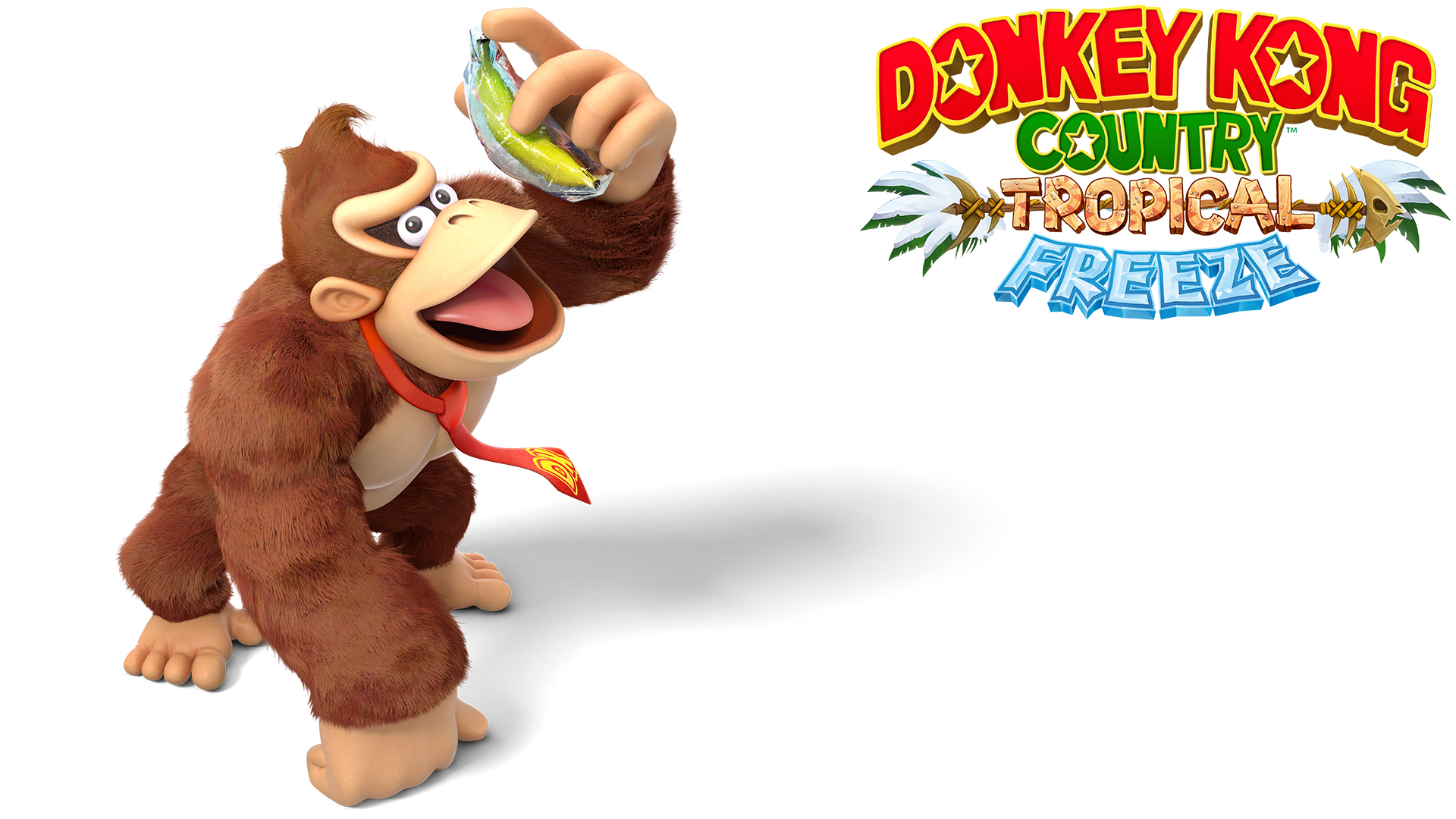 Dkc Tf Wallpaper Donkey Kong By Thelimomon On Deviantart