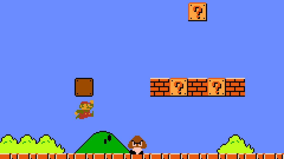 Special Wallpaper Super Mario Bros 1 1 402609682