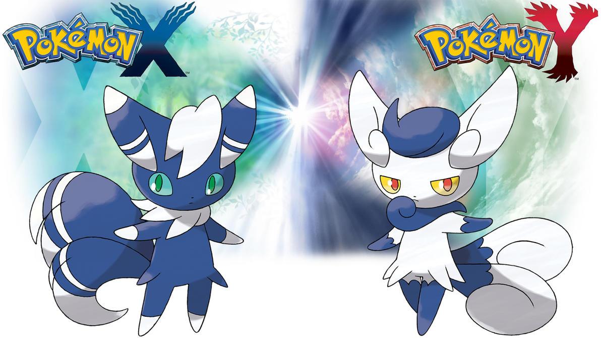 Pokemon X Y Wallpaper Meowstic 406516582