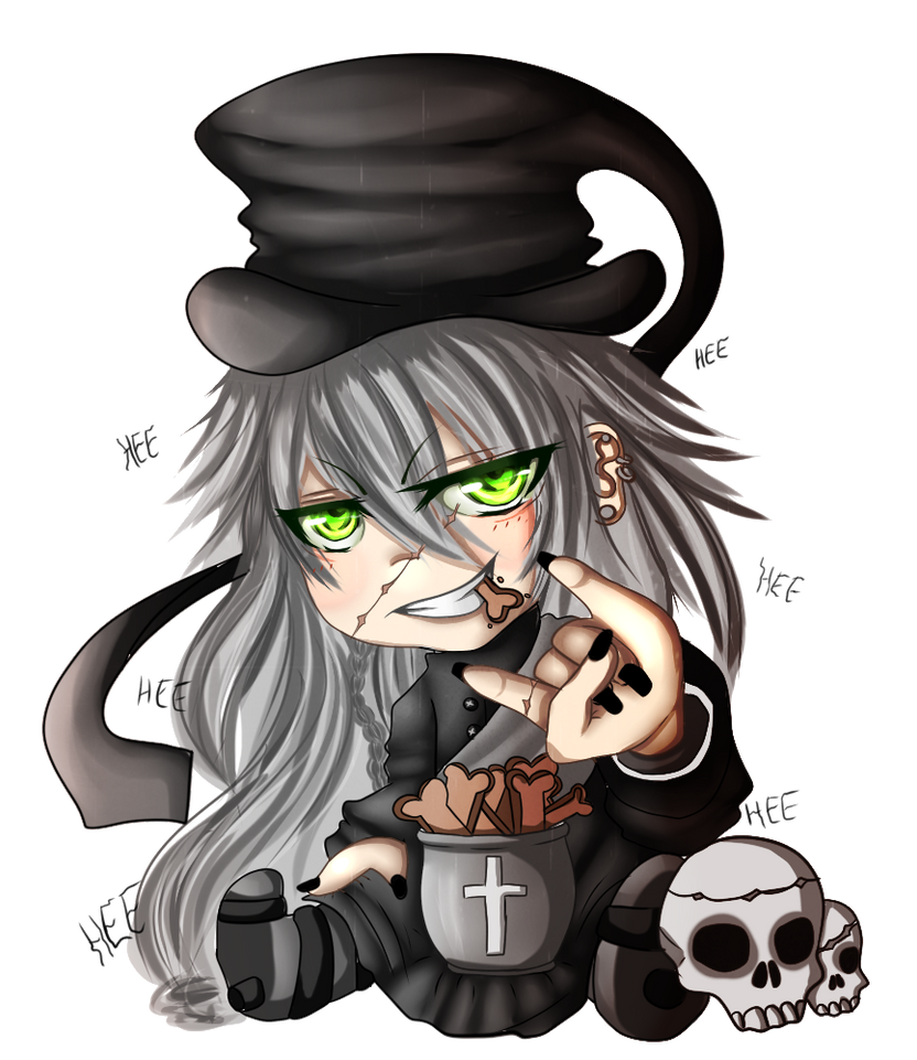 Undertaker Chibi Remake By Lynnrenk