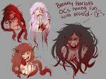 Bloody Mess by Lynnrenk