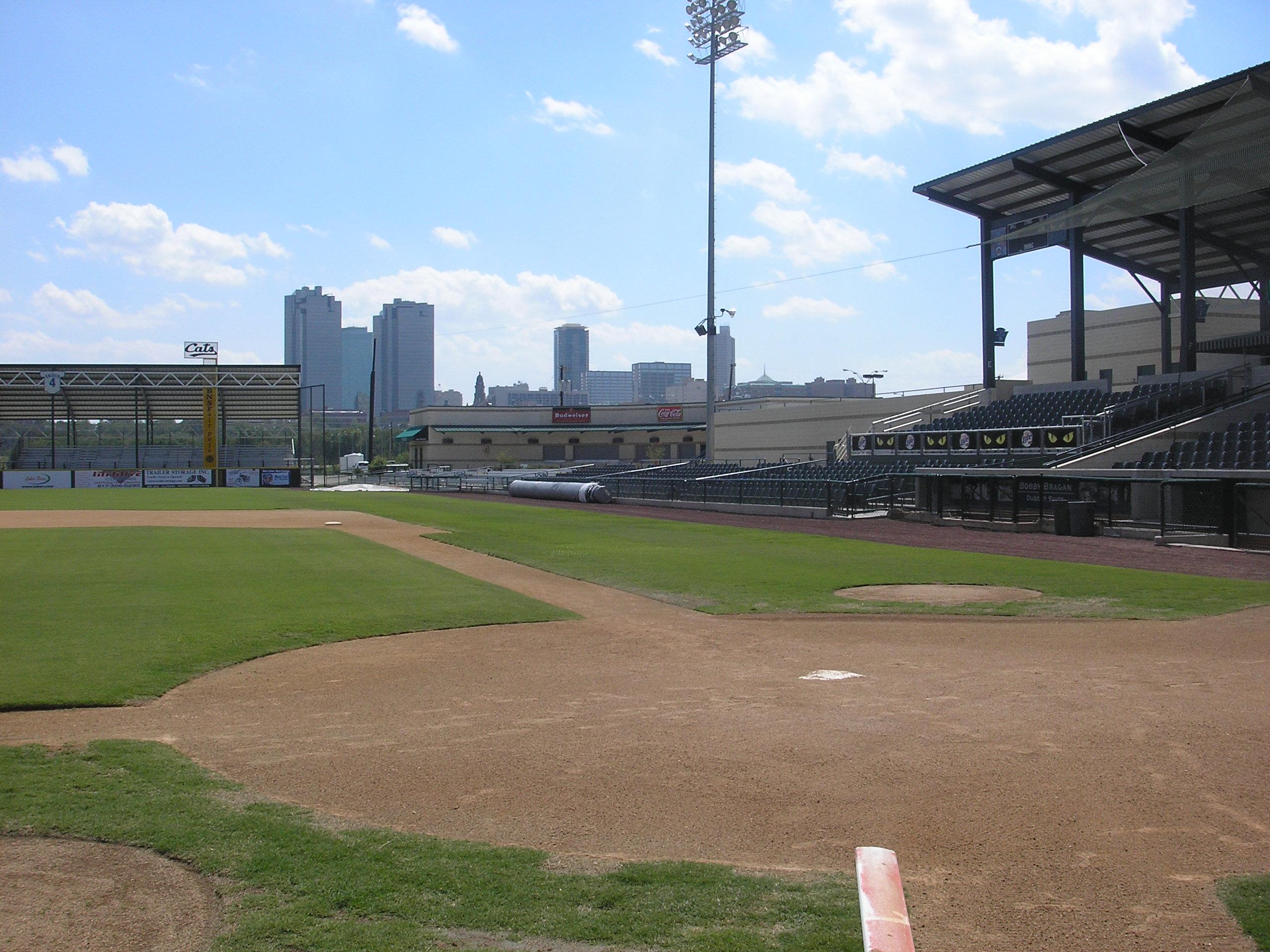 Cats Baseball Field by TasermonsPartner