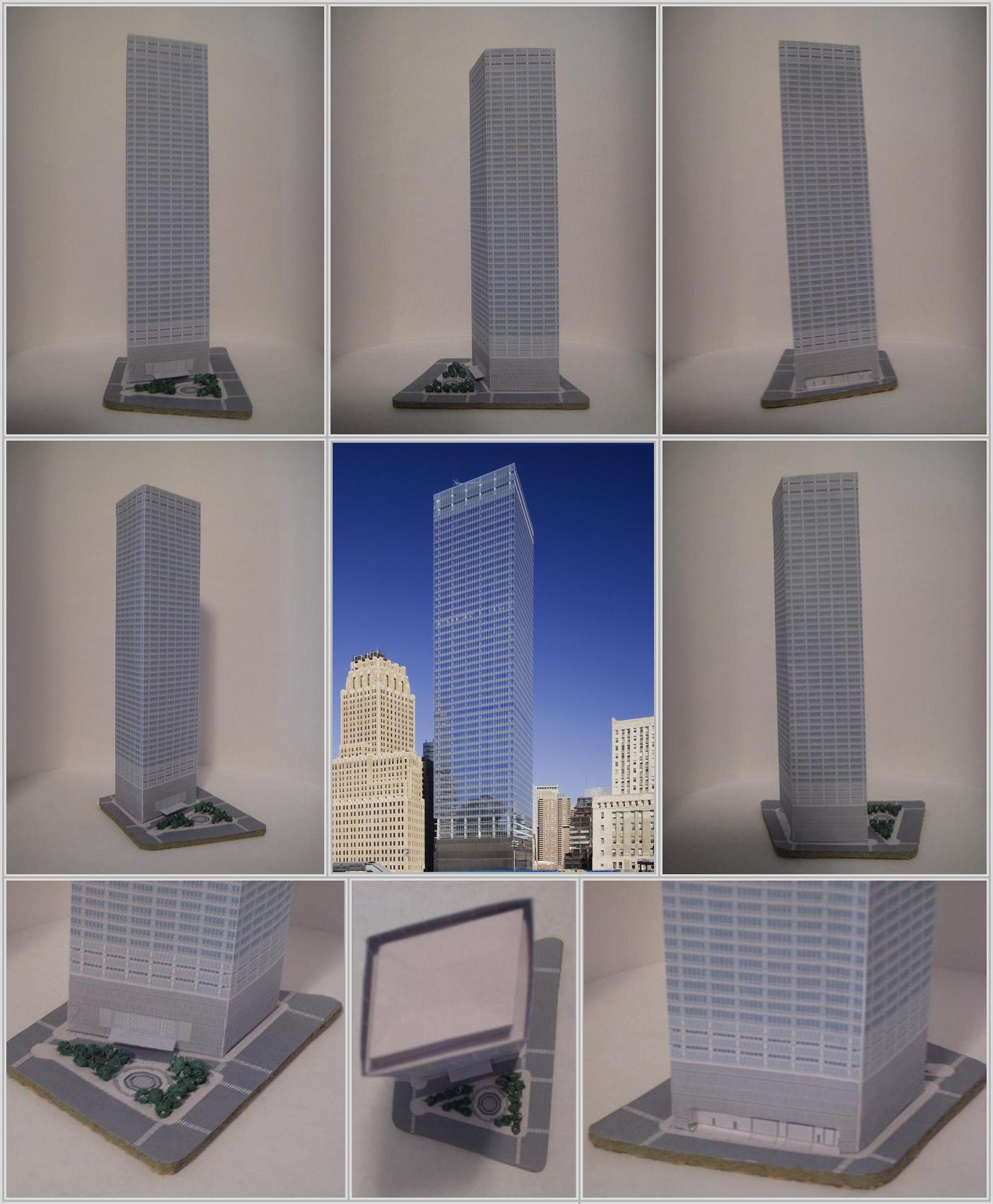 New World Trade Center 7 ( Version 1 2 ) Model - SkyscraperCity