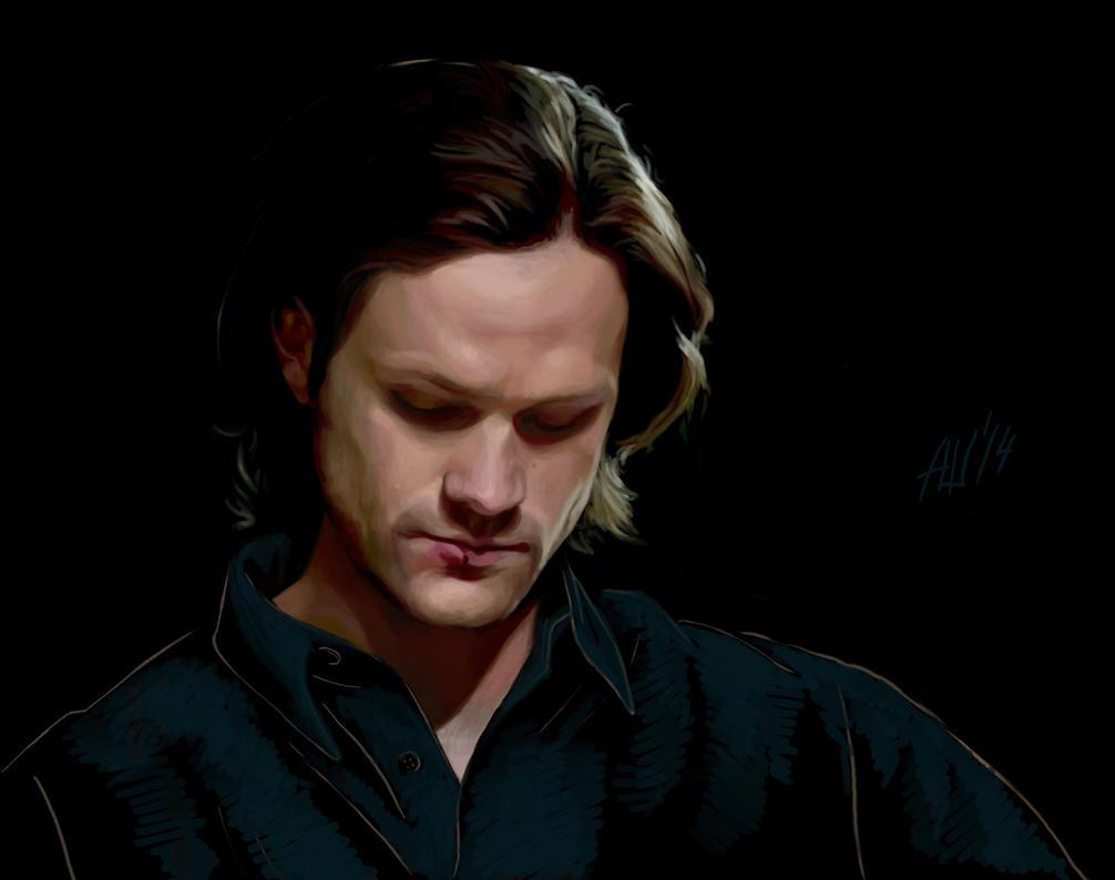 Sam Winchester (season 9) by Armellin
