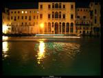 Line boat at Venice