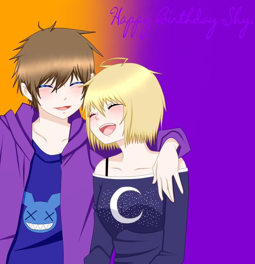 Happy birthday u v u by CowsEat-Pineapples