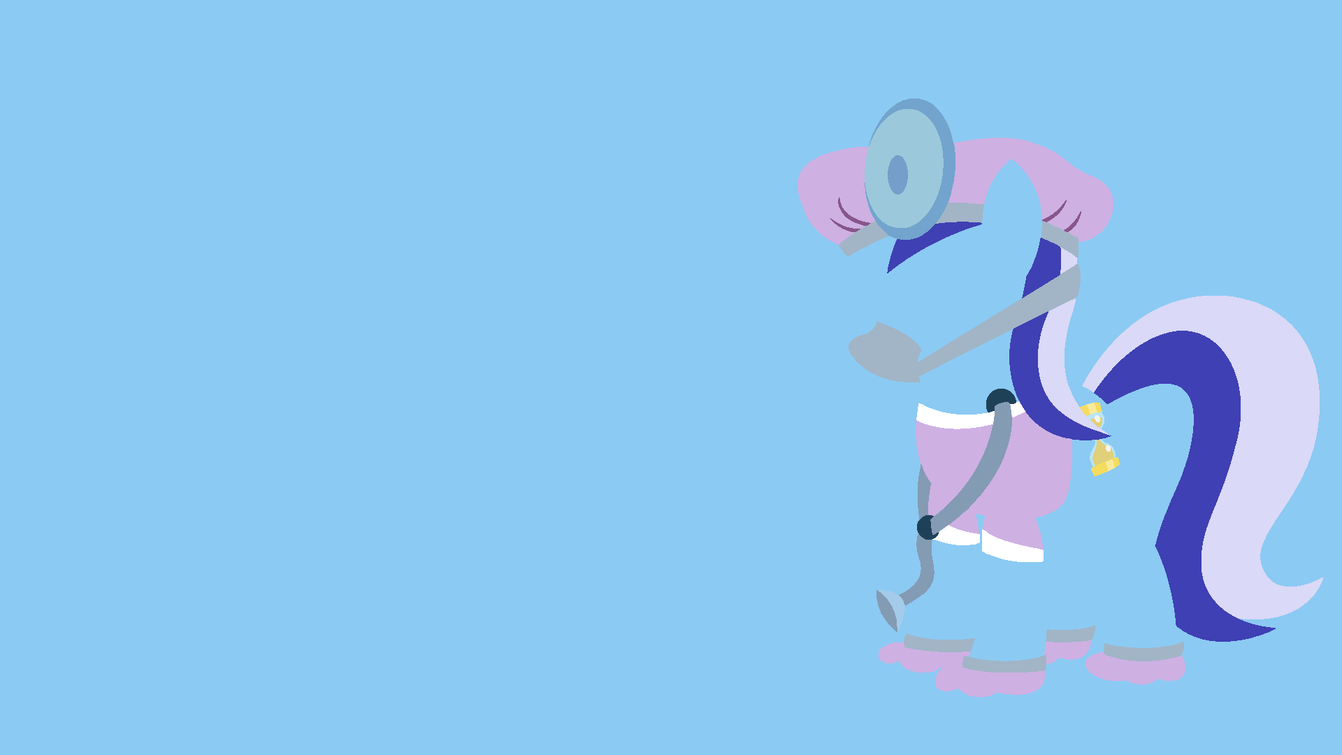 Colgate Costumed Wallpaper by Kitana-Coldfire