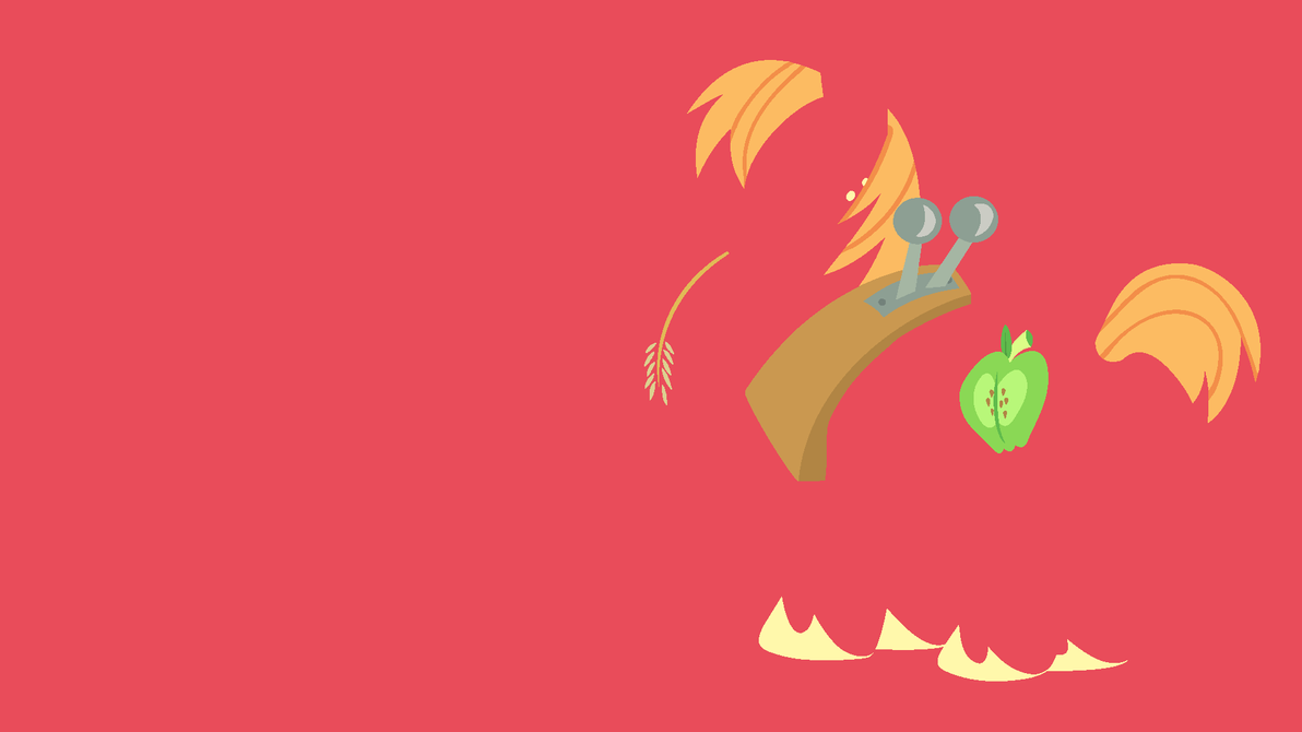 Big Mac Minimalistic Wallpaper by Kitana-Coldfire on ...