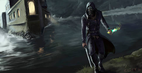 Dishonored by Coiry