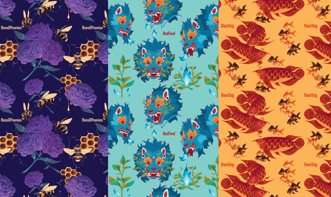 Original Patterns by CitrusFoam