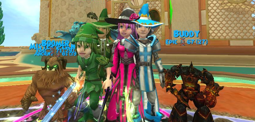 How to download wizard101 on ipad