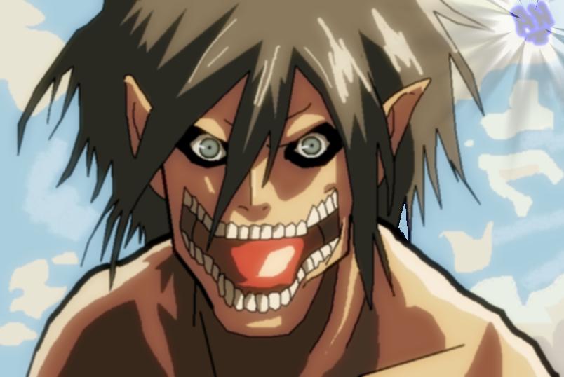 Eren Jaeger Titan Face