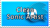 Clean Sonic Artist by DaiKunz