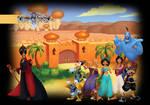 Kingdom Hearts - Agrabah