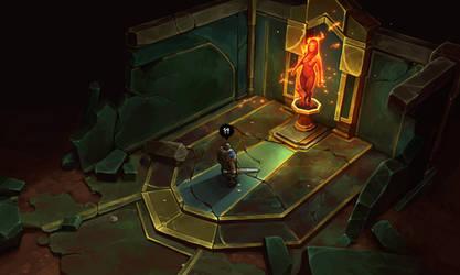 RPG game mockup by SolFar