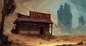 Postapo Diner