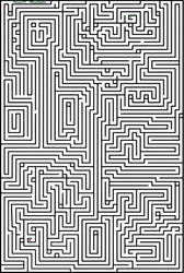 Maze 1 (Difficulty 8/10)