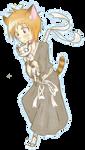 Ichi's kitty by Pony-UnTastic