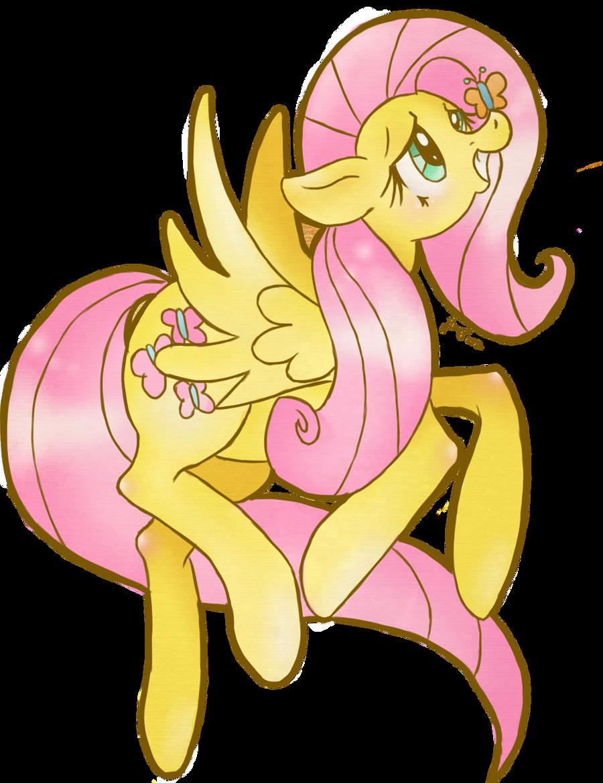 Fluttershy by Pony-UnTastic