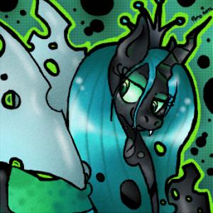 Queen Chrysalis by Pony-UnTastic