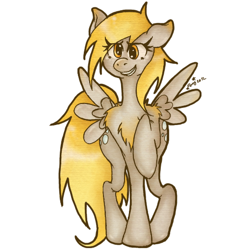 Derpy by Pony-UnTastic