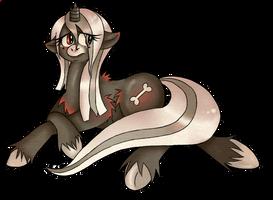 PCH: Bones by Pony-UnTastic