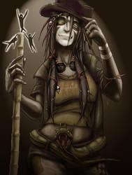 Go Go Voodoo Child by VanHeist