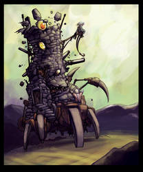 The Tower that Ate People by VanHeist