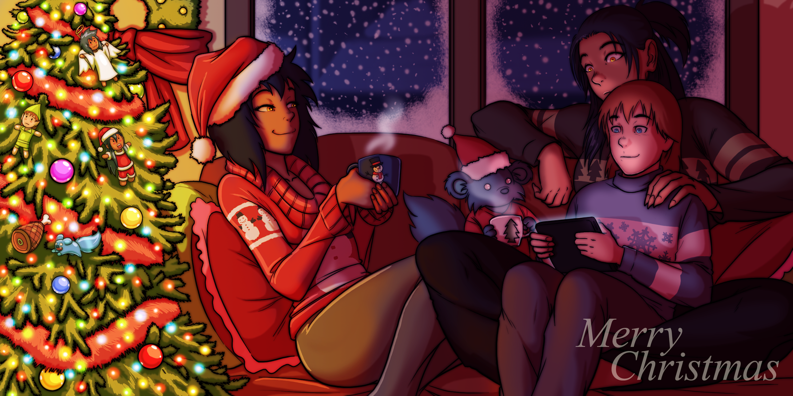 Christmas Special by VanHeist