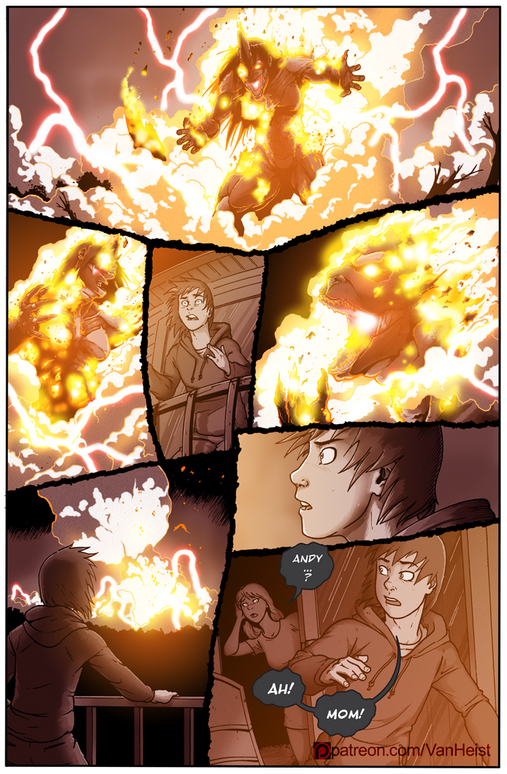 Bomango: ReLaunch 21: Burning Inside by VanHeist