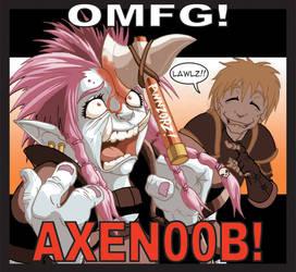 Axe-NOOB