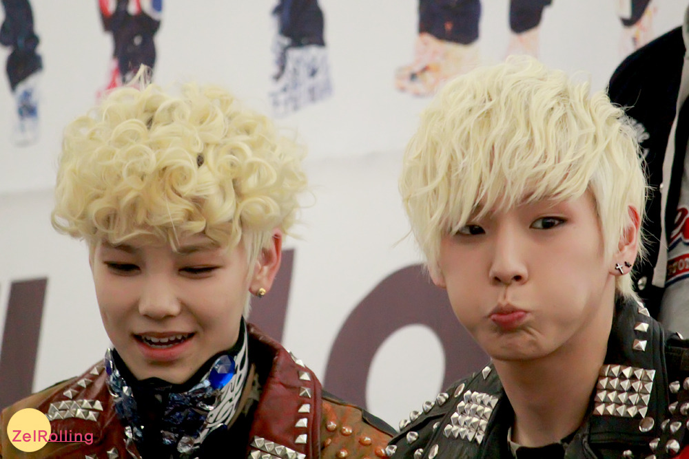 Himchan and zelo