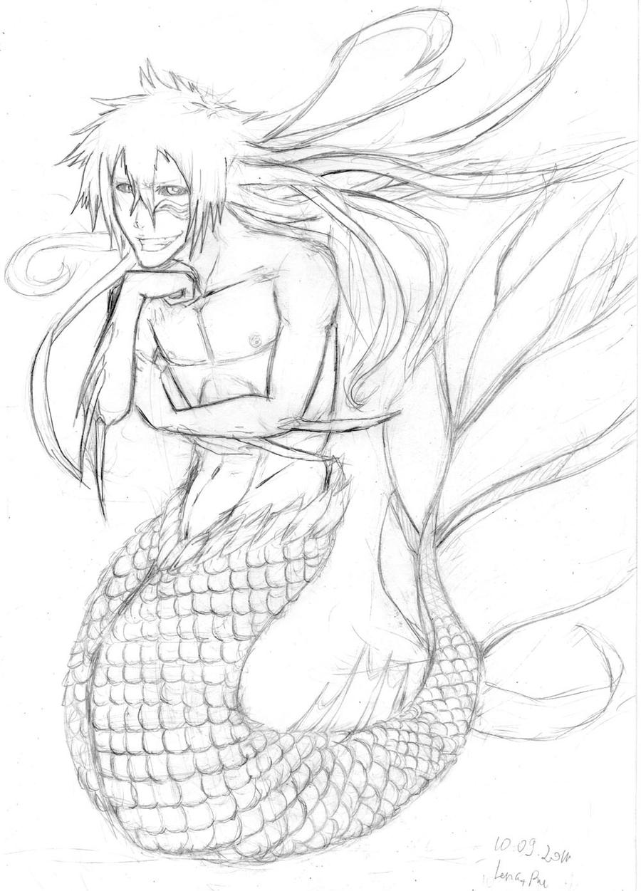 Displaying 19> Images For - Anime Mermaid Drawing...