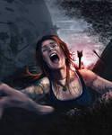 Tomb Raider Reborn Contest 02 by Emeraldus