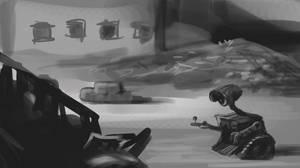 WALL-E - Speedpaint