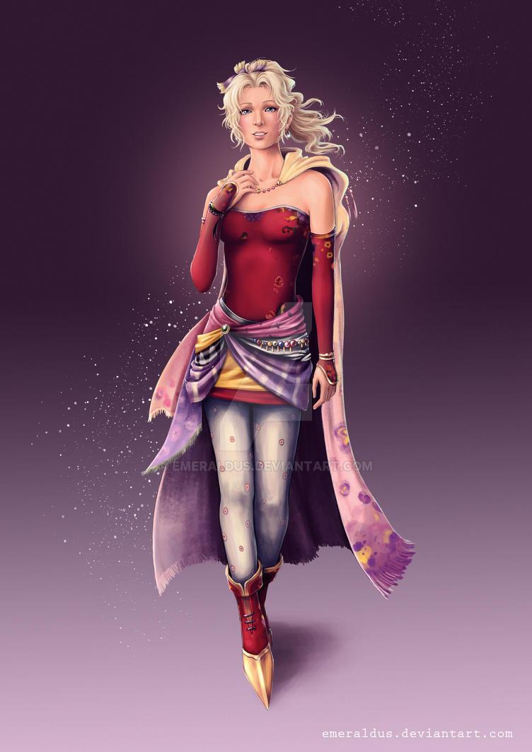 Terra Final Fantasy