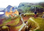Sienna and Draygo - Isle of Skye