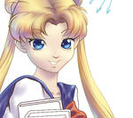 Welcome Back Sailor Moon WIP