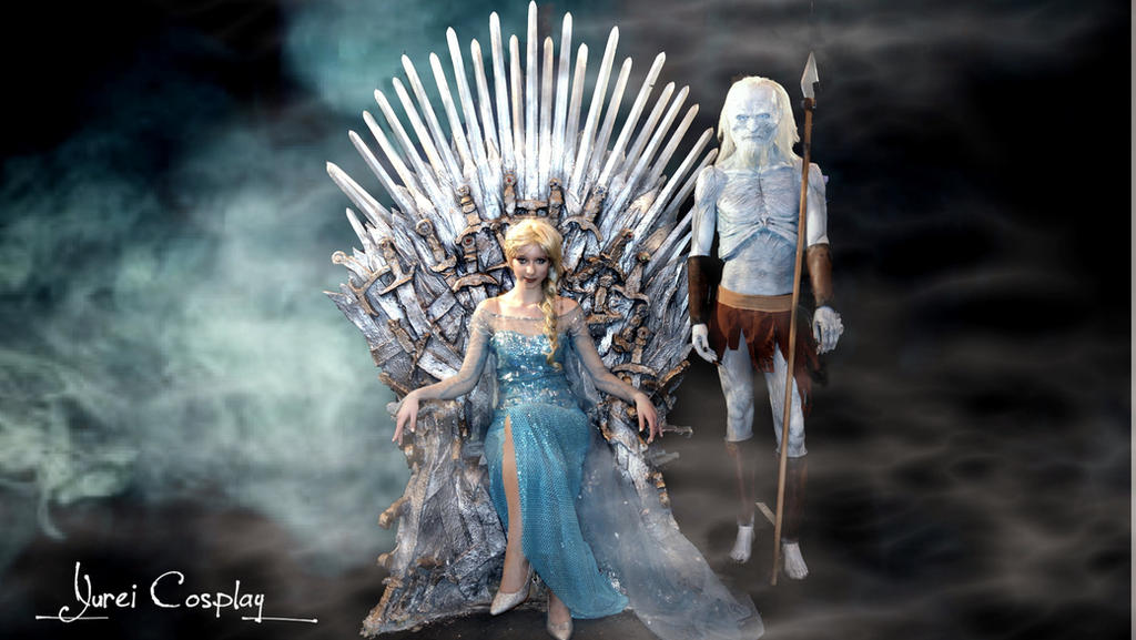 Winter is coming! Elsa rules! by nonsochenomedare