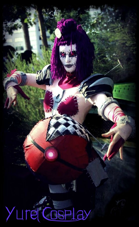 Orianna - sewn of chaos cosplay by nonsochenomedare