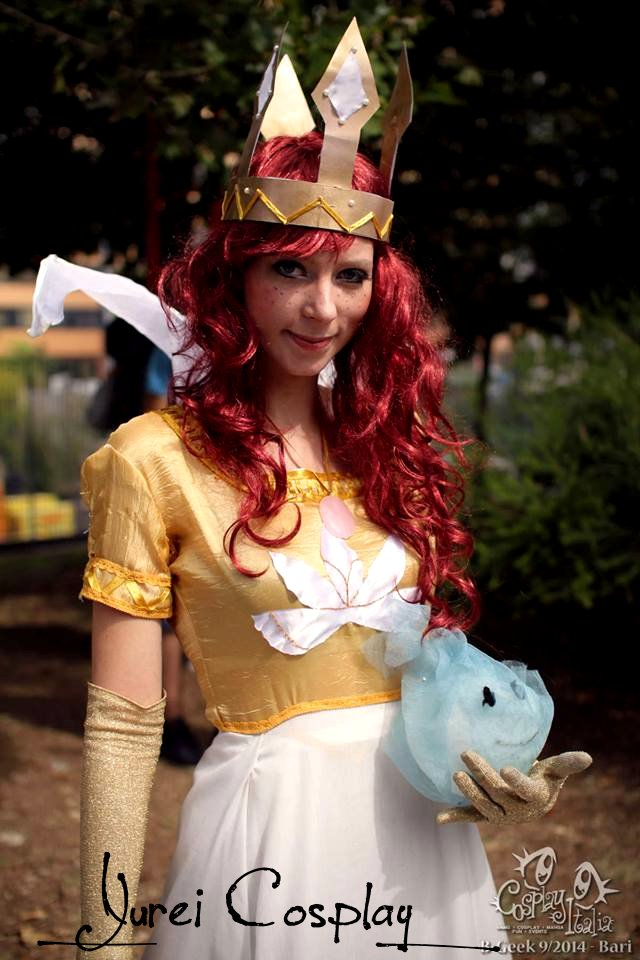 Aurora - child of light - cosplay by nonsochenomedare