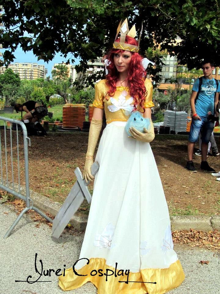 Aurora - child of light - cosplay by nonsochenomedare