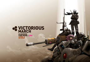 Victorious March by TraceLandVectorie03