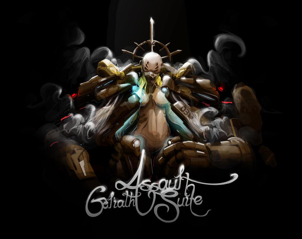 Goliath Battle Suite by TraceLandVectorie03