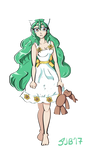Bunny Transparent by Laylabelle97