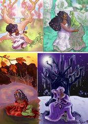 Four Seasons of Mistress