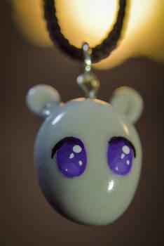 Yuki face pendant